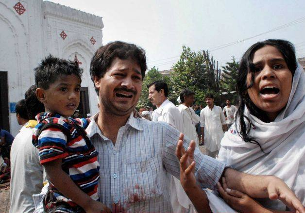 Praying for the Children of Pakistan