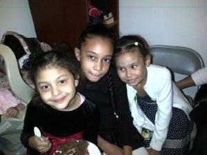 Layanne Becca and Luana