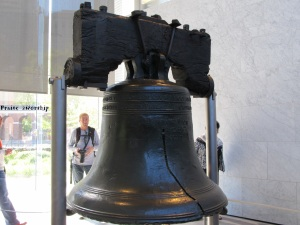 Liberty Bell with praise