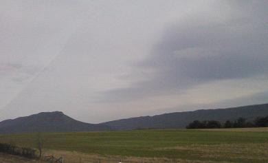 Far away Hill