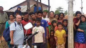 Pastor Lucas in Nepal