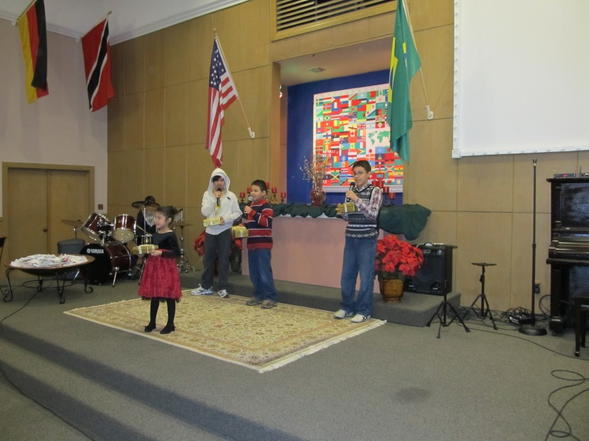Christmas party and church service 2012 069