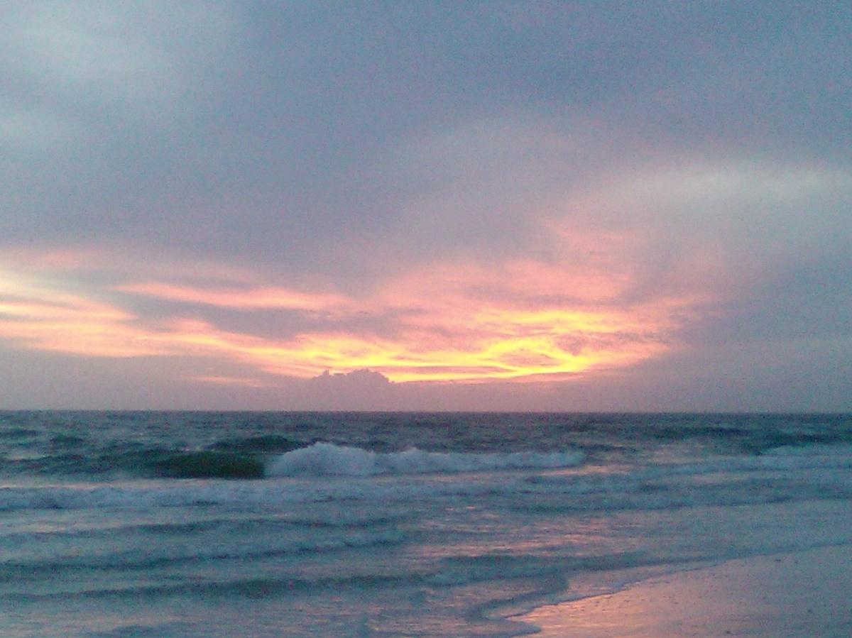 Darkening Horizon